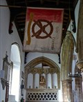 Image for 'Old Contemptibles' Standard - St Kyneburgha - Castor, Cambridgeshire