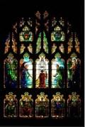 Image for First Presbyterian Church Tiffany Windows - Haddonfield, NJ