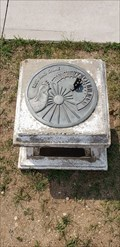 Image for Sundial of Historic Waterford Village - Waterford Township, MI