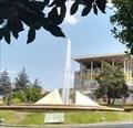 Image for Piramids in font - Ourense, Galicia, España