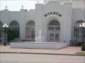 Image for Top of Oklahoma Museum Fountain- Blackwell, Oklahoma