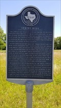 Image for OLDEST Community in Navarro County - Spring Hill, TX