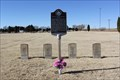 Image for New state historical marker honors four Buffalo Soldiers who never made it home -- Morton TX