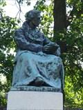 Image for Schiller - Poet - Belle Isle Park, Detroit, Michigan, USA.