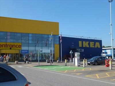 Ikea lakeside west thurrock essex uk ikea on for Ikea hours of operation