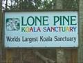 Image for Lone Pine Sanctuary. Brisbane. Australia.