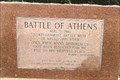 Image for Battle of Athens - Athens, MO