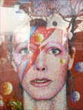 Image for David Bowie Mural - Tunstall Place, London, UK