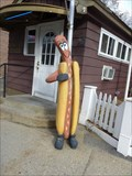Image for Diner Hot Dog Statue - Winsted in Winchester, CT