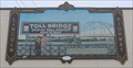 Image for Lincoln Highway Toll Bridge Mural – Fulton, IL