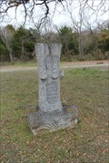 Image for Pearl Hoops -- Edgewood Cemetery, Lancaster TX