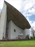 Image for Roman Catholic Church Notre-Dame du Haut, Ronchamp, France