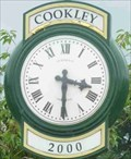 Image for Village Clock, Cookley, Worcestershire, England