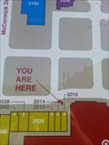 "Image for Santa Clara City Centre ""You are here"" - Santa Clara, CA"