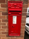 Image for Victorian Wall Box - Ratcliffe Road - Sileby - near Loughborough - Leicestershire - UK