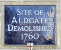 Image for Site of Aldgate - Aldgate High Street, London, UK