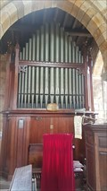 Image for Church Organ - St Michael & All Angels - Church Broughton, Derbyshire