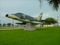 Image for F-100 Super Sabre - Galveston, TX