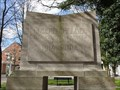Image for WWI Monument am Hohen Wall - Aurich, Germany