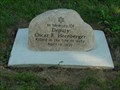 Image for Oscar Hornberger Memorial, Perryville, Missouri
