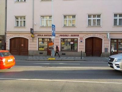 Kola Smichov, Prague, CZ