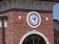 Image for First National Bank Clock - Tonkawa, OK
