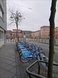 Image for VRNnextbike station #2517 (L1 - Schloss) — Mannheim, Germany