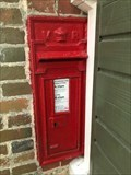 Image for Victorian Wall Post Box - Alciston, West Sussex, UK