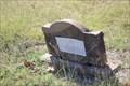 Image for John Rosebud -- Prairie View Cemetery, Forney TX
