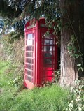 Image for Red Telephone Box - St Laurence's church - Affpuddle, Dorset