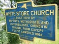 Image for White Store Church - South New Berlin, NY