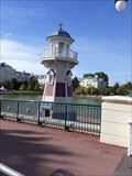 Image for le phare de Disneyland , Paris , France