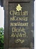 Image for 1779  // 1861 - Marian Column - Lomnice nad Popelkou, Czech Republic
