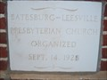 Image for 1921 - Batesburg-Leesville Presbyterian Church - Batesburg-Leesville SC