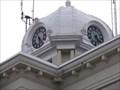 Image for Daviess County Courthouse Clock - Gallatin, Missouri