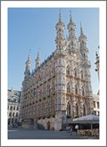 Image for Townhall Leuven - Leuven - Brabant - Belgium.