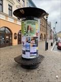 Image for Advertising column Masarykovo námestí, Hranice, Czech Republic