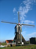 "Image for Windmill ""Boterslootse Molen"", Noordeloos, Netherlands."