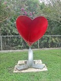 Image for A Scarlet Heart - Bastrop, TX
