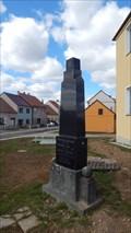 Image for Pomník vojakum Rude armady - Neslovice, Czech Republic
