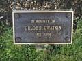 Image for Orloe S. Gwatkin - Lowell, Michigan
