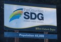 Image for Counties of SDG - Where Ontario Began