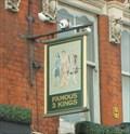 Image for Famous 3 Kings Pub -- West Kensington, London, UK