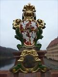 Image for Kursächsisches Wappen auf der Pöppelmannbrücke