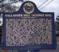 Image for Gallagher Hill/Science Hill - Moulton, AL