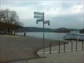 Image for Cyclist Direction and Distance Arrows, Remagen - RLP / Germany