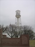 Image for Medford 1st Water Tower - Medford, Oklahoma