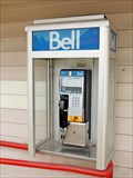 Image for Bell Pay Phone - Greyhound Depot - Westbank, BC