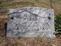 Image for 100 - Flossie Wyrick - Auburn Cemetery - Near Maypearl, TX