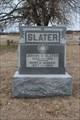 Image for Slater - Celeste Cemetery - Celeste, TX